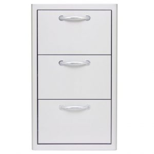 Blaze Triple access Drawer